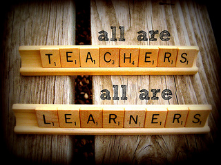 all are teachers, all are learners 320